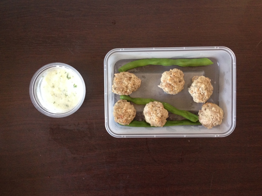 Mini Greek Meatballs