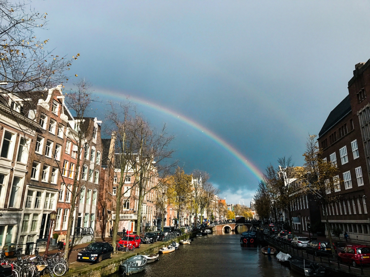 A letter to Amsterdam